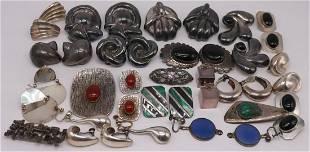 JEWELRY Assorted Silver Jewelry