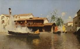 RUBENS SANTORO (ITALIAN, 1859-1942).