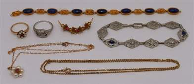 JEWELRY Assorted Antique and Vintage Jewelry
