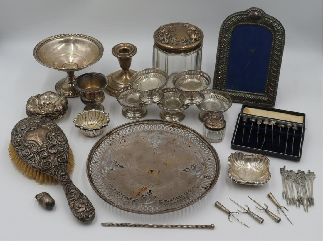 SILVER. Assorted Silver Grouping Inc. Tiffany & Co