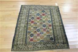 Antique And Finely Hand Woven Caucasian Chichi