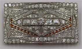 JEWELRY Tiffany amp Co Platinum 18kt and Diamond