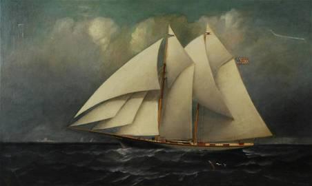 ELISHA TAYLOR BAKER (AMERICAN, 1827-1890).