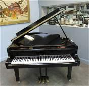 Yamaha Black Lacquered Grand Piano G 2