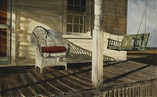 JOHN WESLEY CHUMLEY (AMERICAN, 1928-1984).