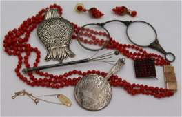 JEWELRY Assorted Ladies Jewelry Group Inc Coral