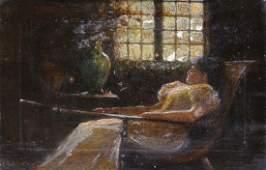 ADDISON THOMAS MILLAR (AMERICAN, 1860-1913).