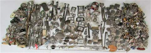 JEWELRY. Assorted Grouping of Sterling,