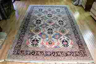 Vintage Large And Finely Hand Woven Heriz