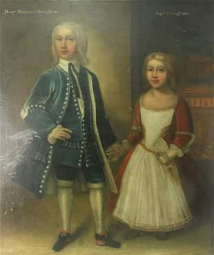 ENGLISH SCHOOL (18TH CENTURY).