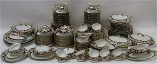 Large Grouping Of Noritake 20056 Gold Encrusted &