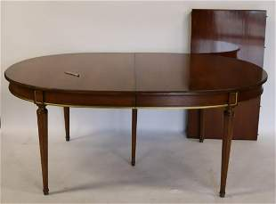 Louis Philippe Style Dining Table