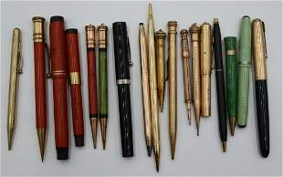 Assorted Grouping of Mechanical Pencils