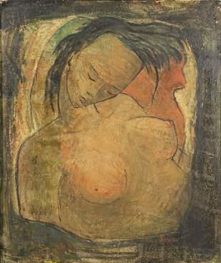 ANGEL BOTELLO (PUERTO RICAN, 1913-1986).
