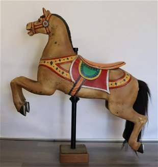 A Dentzel Carousel Horse Ex. Joe Ley