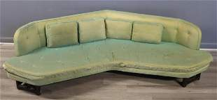 "Midcentury Edward Wormley, Dunbar, ""Angle"" Sofa."