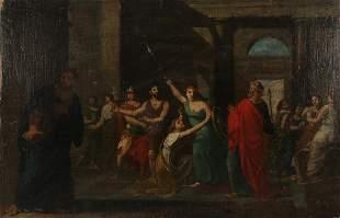 EUROPEAN SCHOOL (16TH/17TH CENTURY).