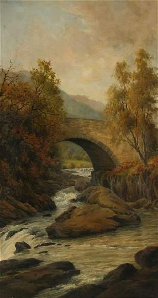 ALFRED AUGUSTUS GLENDENING (ENGLISH, 1861-1903/07)