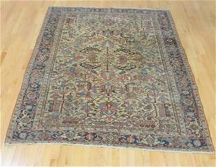 Antique And Finely Hand Woven Caucasian Carpet.