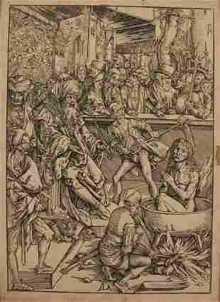 ALBRECHT DURER (GERMAN, 1471-1528).