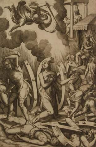 MARIO CARTARO (ITALIAN, 16TH CENTURY).