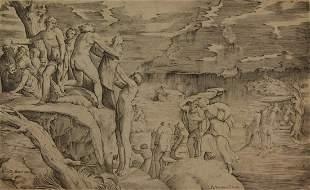 BATTISTA FRANCO (ITALIAN, c. 1510-1561).