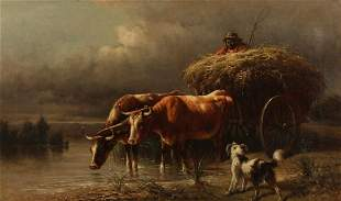 HENRY BISPHAM (AMERICAN, 1841-1882).