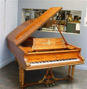 Magnificent Steinway & Sons Model B Grand Piano.