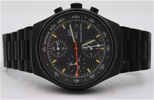 JEWELRY. Men's Porsche Design Watch, no. 44610