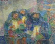 ROMEO VILLALVA TABUENA (FILIPINO, 1921-2015).