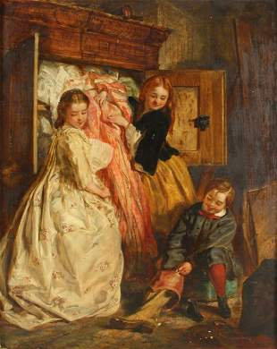 JOHN BALLANTYNE (BRITISH, 1815-1897).
