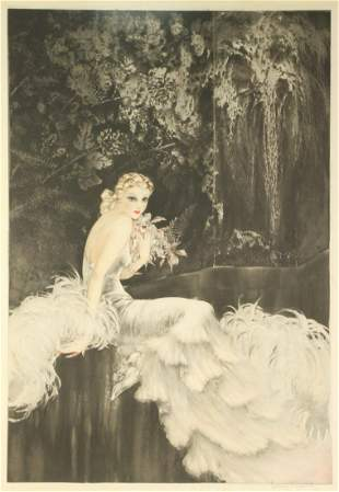 LOUIS ICART (FRENCH, 1888-1950).