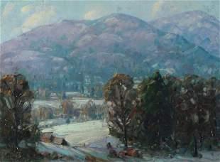 LOUIS EDWARD JONES (AMERICAN, 1878-1958).