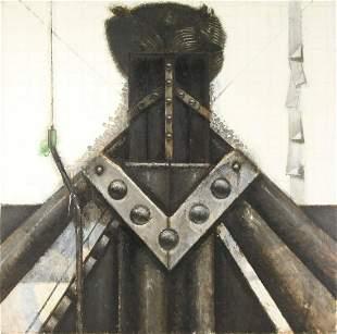 NICK DE ANGELIS (AMERICAN, 1921-2004).