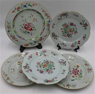 Chinese Qianlong/Ch'ieng Lung Porcelain.