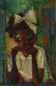 Benyl Berney Oil on Canvas.