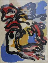 Karel Christiaan Appel (USA 1921 - 2006)