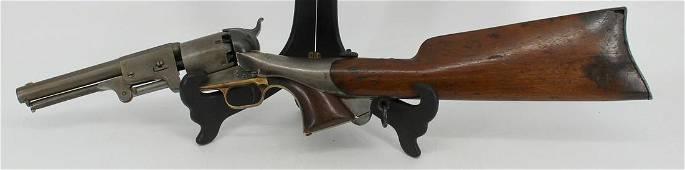 Colt Dragoon Percussion Revolver Third Model w/