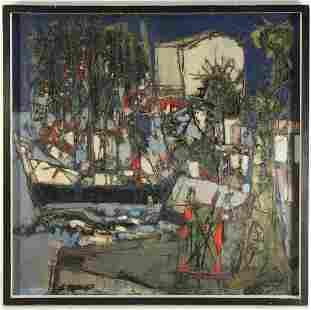 CLAUDE VENARD (FRENCH, 1913-1999).