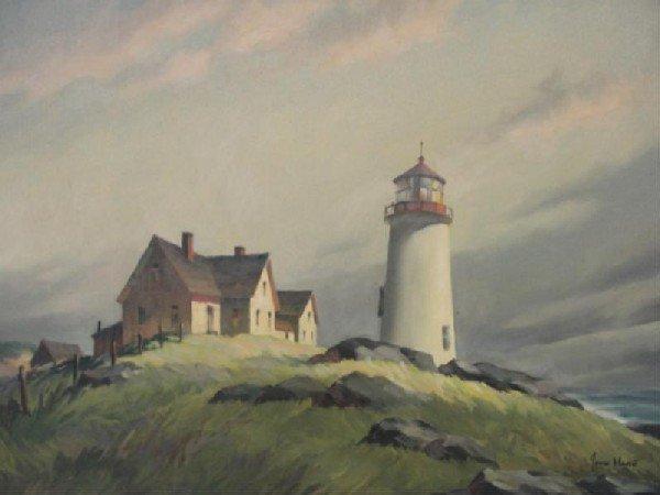 71: HARE, John C. O/C of Lighthouse.