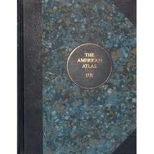 13: JEFFRYS, Thomas. The American Atlas 1976