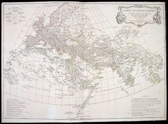 17: 2 Antique Atlases 1821 Atlas of Antient Geography