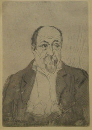1: ROUX-CHAMPION, V.J. Etching of Paul Signac.
