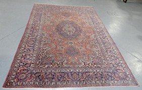 22: Handmade Carpet.