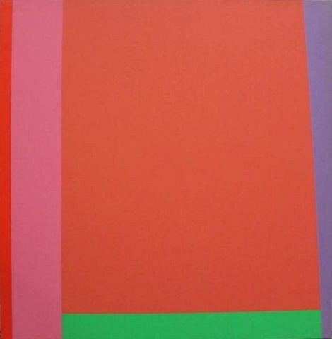 "22: JOHNSON, Daniel LaRue. 1971 O/C ""The Hedy's"