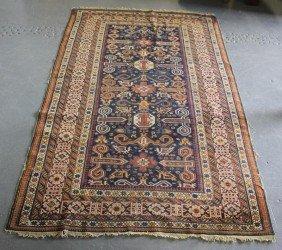 Antique Caucasian Scatter Carpet.