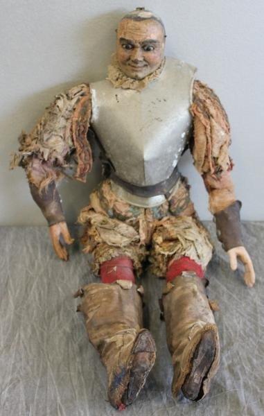 144: Marionette Figure.