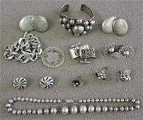 118 STERLING Assorted Jewelry Lot