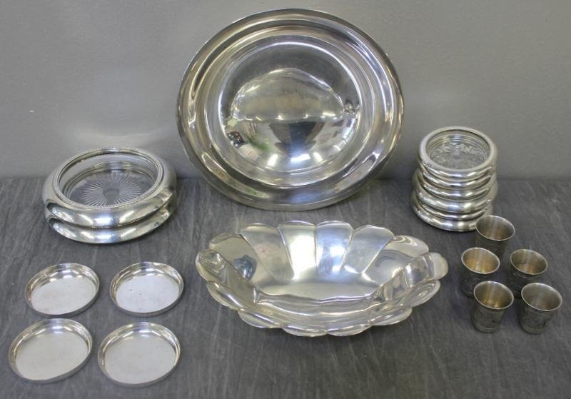 87: STERLING. Includes a Classical Fruit Bowl, Fluted