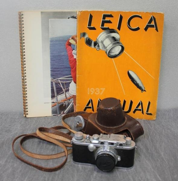 141: Leica Camera and Photography Books.